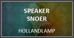 """""""Speakersnoer"""""""