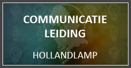 """Communicatieleiding"""