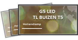 Hollandlamp g led tl buizen t